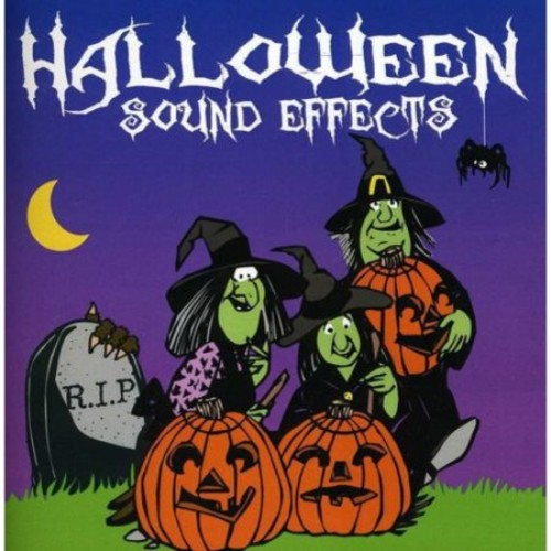 Sound EFX: Halloween Sound Effects [CD]