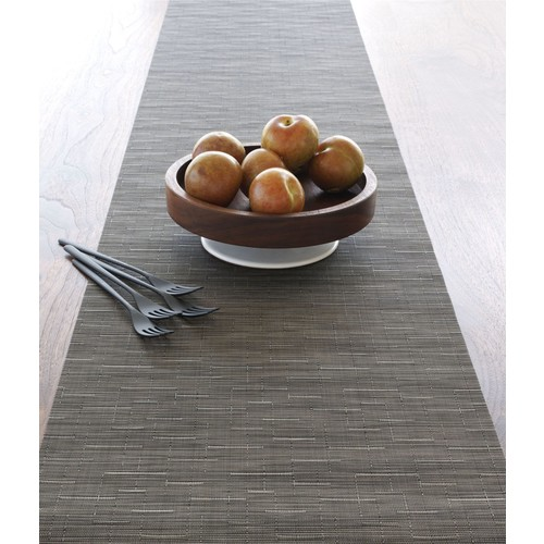 Bamboo Runner in Multiple Colors design by Chilewich - Brick