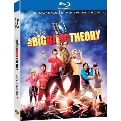 The Big Bang Theory: The Complete Fifth Season [3 Discs] [Blu-ray]