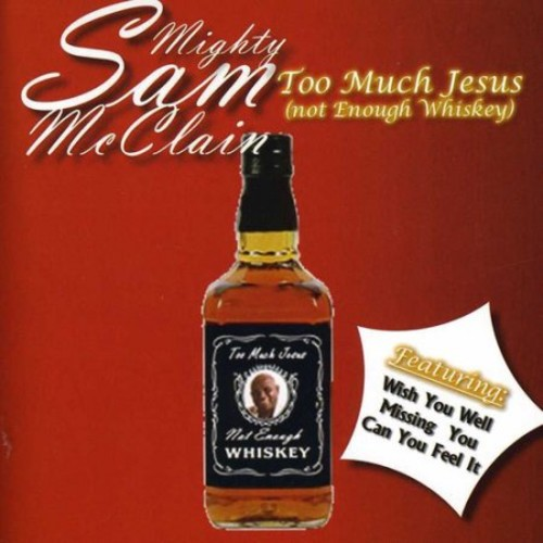 Too Much Jesus (Not Enough Whiskey) [CD]