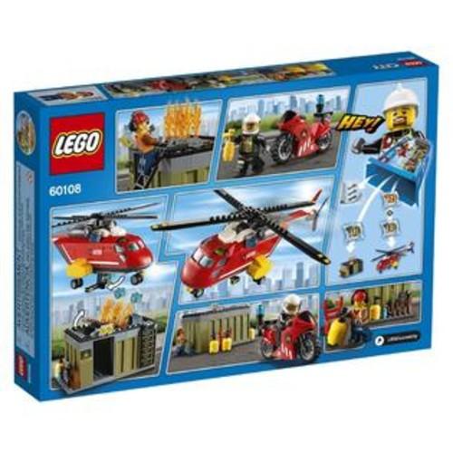 LEGO: City: Fire Response Unit