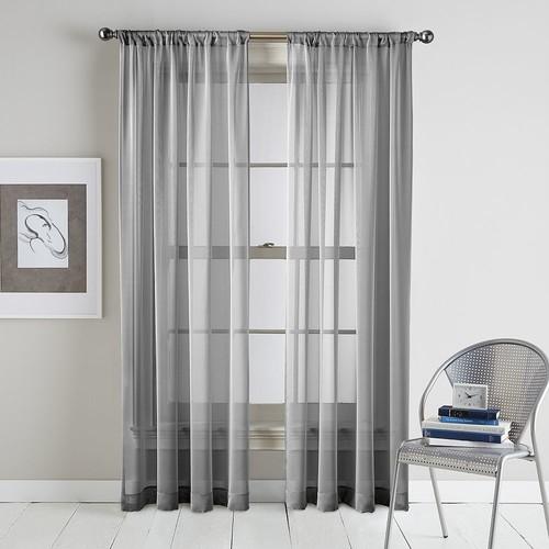 Window Curtainworks Classic Serenade Sheer Window Curtain