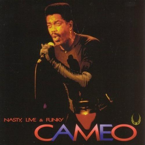 Nasty Live & Funky [CD]