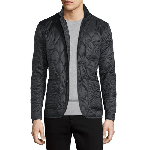 BURBERRY BRIT Gillington Quilted Jacket, Black