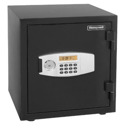 Honeywell .5 cu ft Water Resistant Steel Fire and Security Safe, 2111