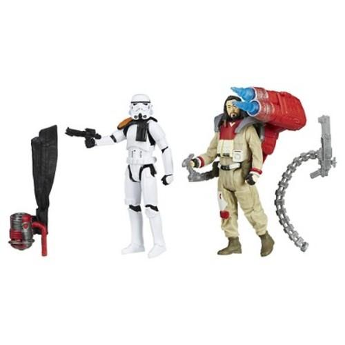 Disney Star Wars: Rogue One Baze Malbus VS. Imperial Stormtrooper