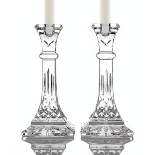 Waterford Gifts Lismore Candle Holders 8