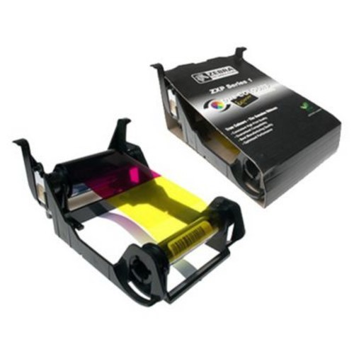 Zebra True Colours ix Thermal Transfer Ribbon, YMCKO, 100 Images
