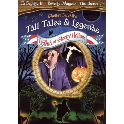 Tall tales & legends:Legend of sleepy (DVD)
