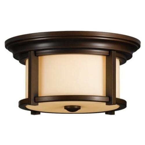 Feiss Merrill OL7513HTBZ Outdoor Ceiling Light