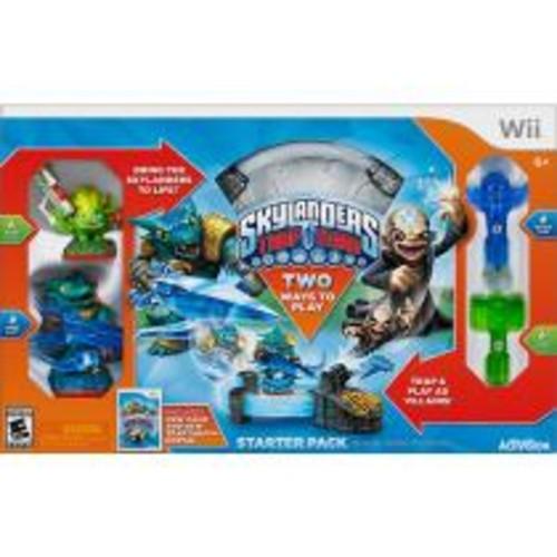 Skylanders Trap Team Starter Pack - Nintendo Wii