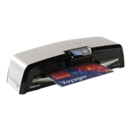 Fellowes Voyager 125 Laminator with Pouch Starter Kit