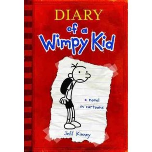 Kinney, Jeff Diary of a Wimpy Kid (Diary of a Wimpy Kid)