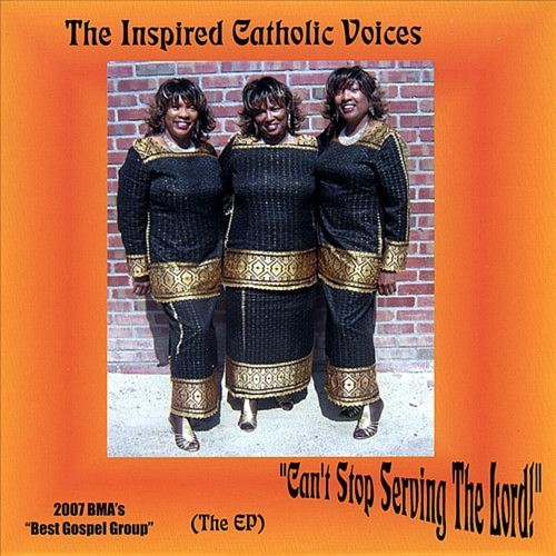 Can't Stop Serving the Lord! [CD]