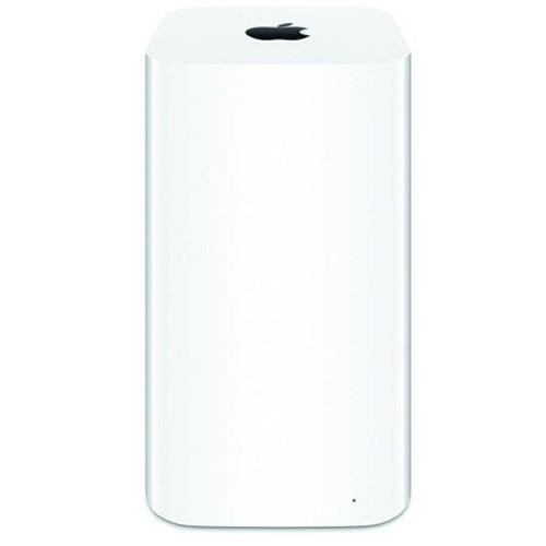 Apple - AirPort Time Capsule 2TB Wireless Hard Drive & 802.11ac Wi-Fi Base Station