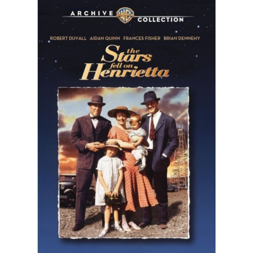 Warner Bros Stars Fell On Henrietta, The, DVD