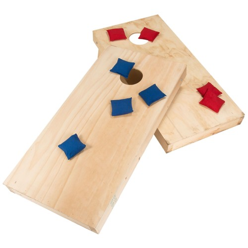 Do-It-Yourself Regulation Size Cornhole Boardsand Bags
