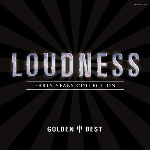 Golden Best Loudness-Early Years