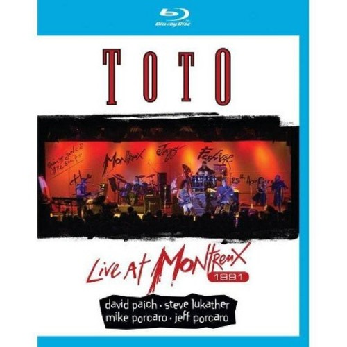 Live At Montreux 1991 (Blu-ray Disc)