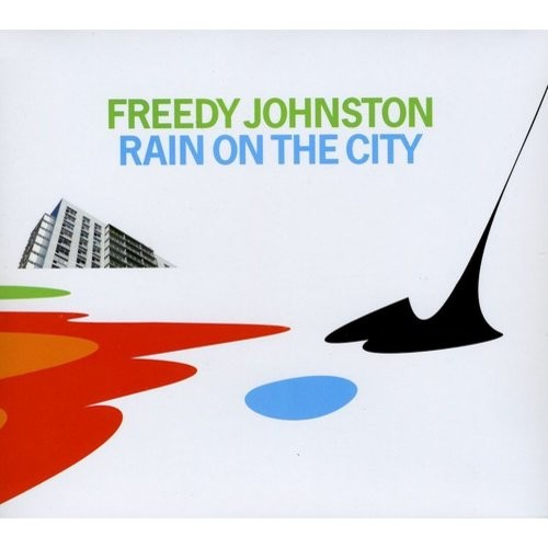 Rain on the City [CD]