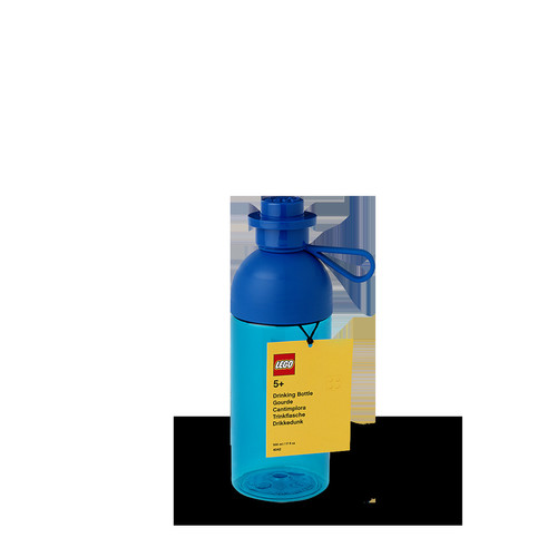 LEGO Hydration Bottle Bright Blue