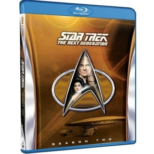 Star Trek: The Next Generation - Season 2 (Blu-ray)
