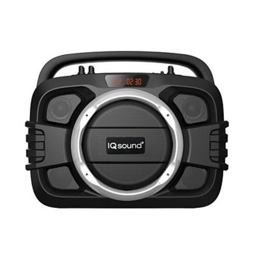 Supersonic IQ Sound IQ-2400BT Bluetooth Portable Audio Systems