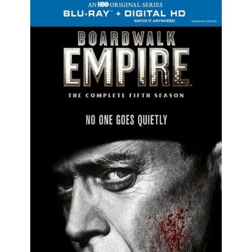 Boardwalk Empire: The Complete Fifth Season [3 Discs] [Blu-ray]