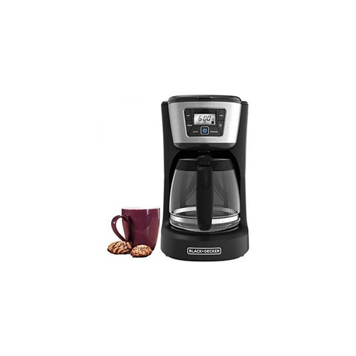 Black & Decker 12-cup Programmable Coffee Maker, Cm2030b