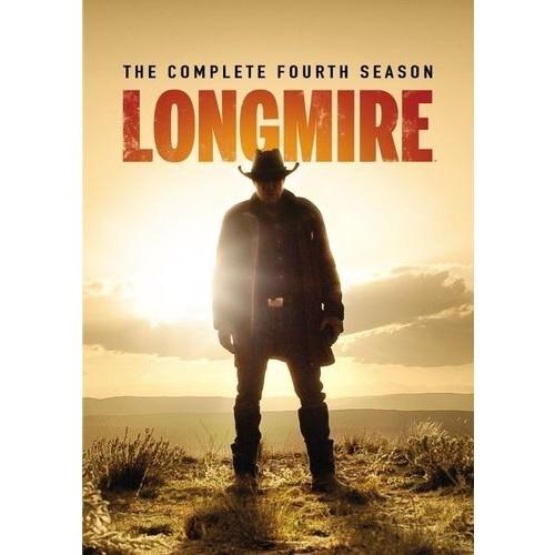 Longmire: The Complete Fourth Season [2 Discs] [DVD]