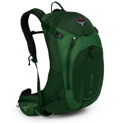OSPREY Manta AG 20 Daypack, Spruce Green