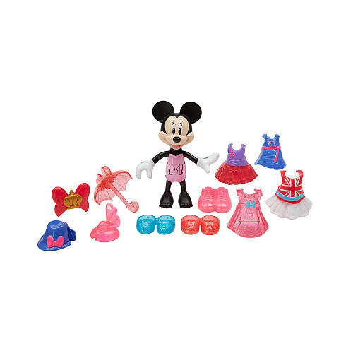 Fisher-Price Minnie Doll London Fashion Giftset