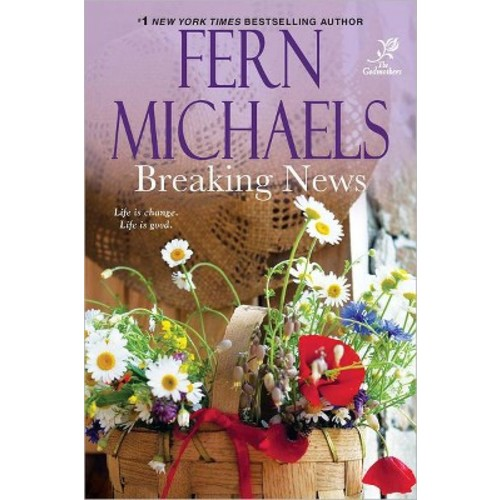 Breaking News by Fern Michaels (Paperback) by Fern Michaels
