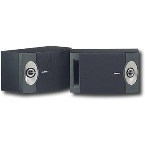 BOSE - 201 Series V Direct/Reflecting Speaker System - Black
