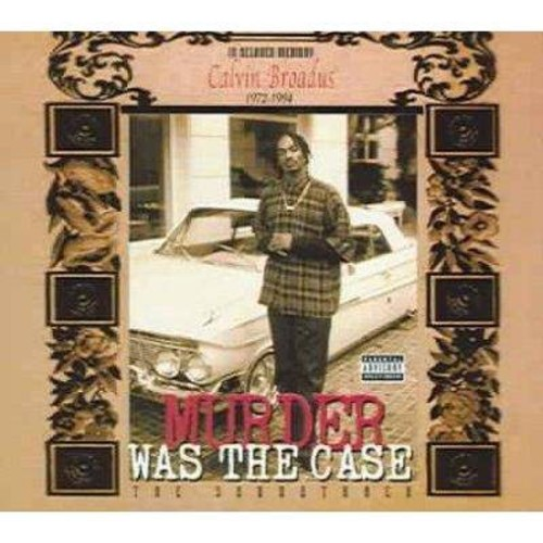 Various - Murder was the case (Ost) [Explicit Lyrics] (CD)