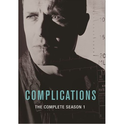 Complications: The Complete Season One [3 Discs] [DVD]