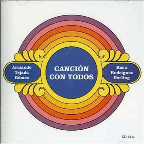 Cancion Con Todos [CD]