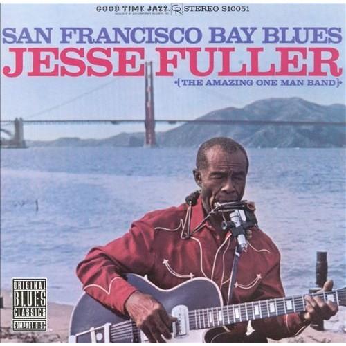 San Francisco Bay Blues [CD]