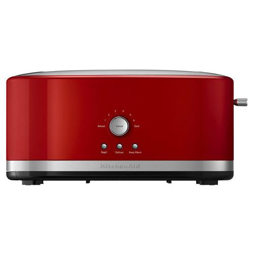 KitchenAid - KMT4116ER 4-Slice Wide-Slot Toaster - Empire Red