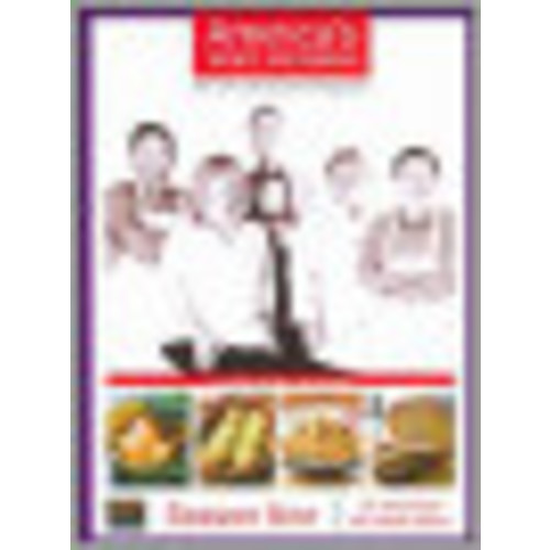 America's Test Kitchen: Season Nine [4 Discs] [DVD]
