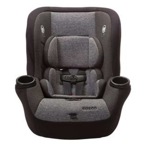 Cosco Comfy Convertible Car Seat, Heather Granite