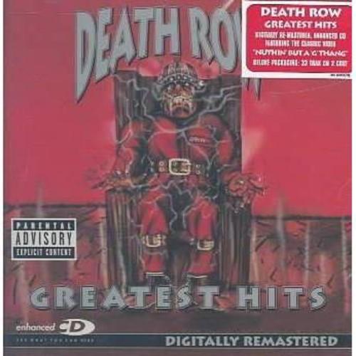Various - Death row greatest hits [Explicit Lyrics] (CD)