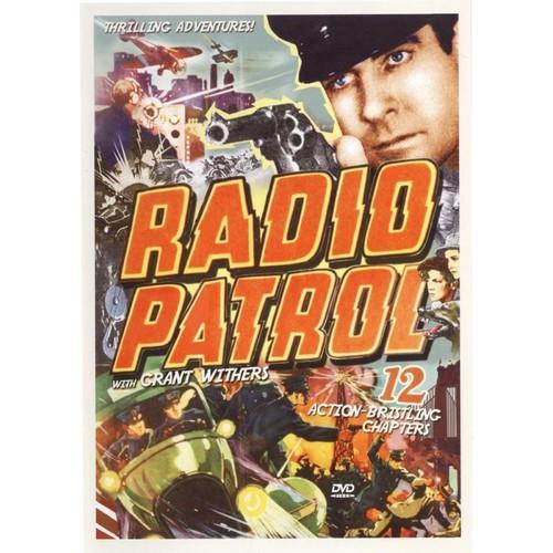 Radio Patrol [DVD] [1937]