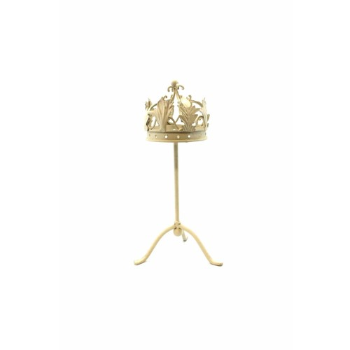 Majestic Handicrafts Co. Crown Jewelry Stand