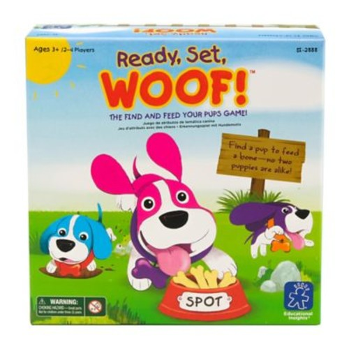 Educational Insights Ready, Set, Woof! Game (2888)