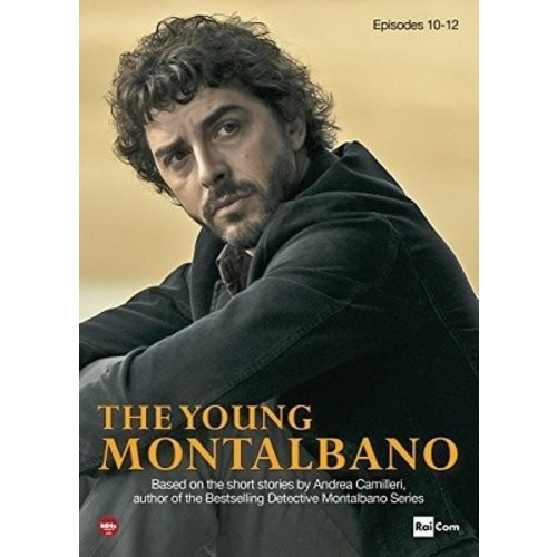 The Young Montalbano: Episodes 10-12 [3 Discs] [DVD]