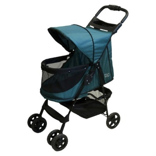 Pet Gear Happy Trails No-Zip Pet Stroller - 30.5