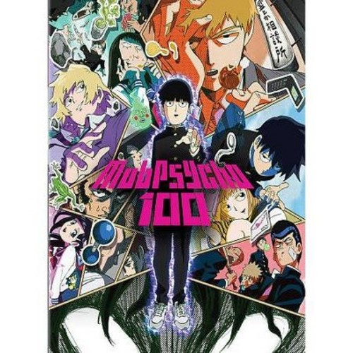Mob Psycho 100:Complete Series (Blu-ray)