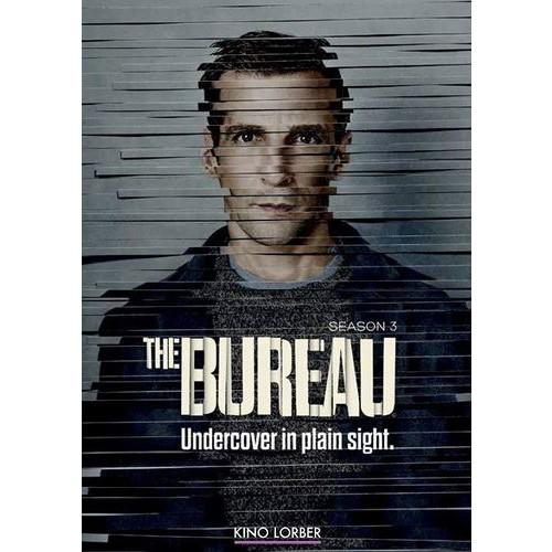 The Bureau: Season 3 [DVD]