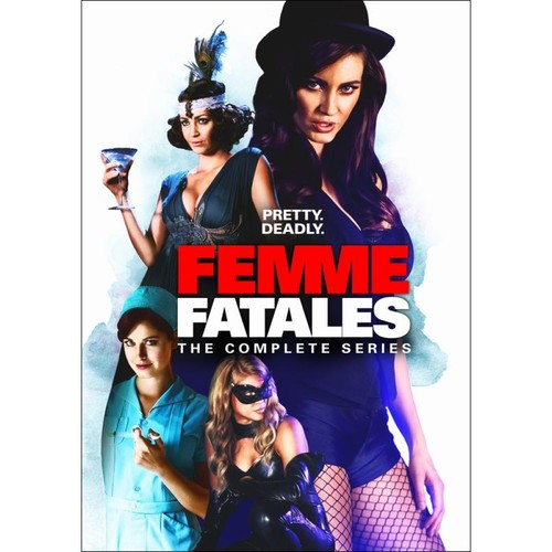 Femme Fatales: The Complete Series [6 Discs] [DVD]